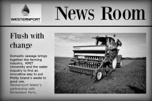 The latest news at Westernport Water