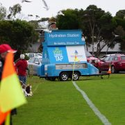 Hydration Station at Soccer Grand Final
