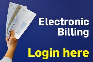 Login for Electronic Billing