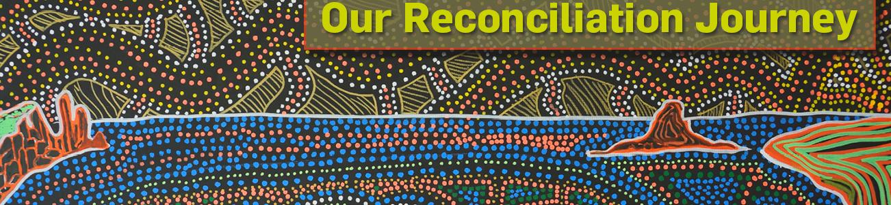 Reconciliation Journey banner artwork