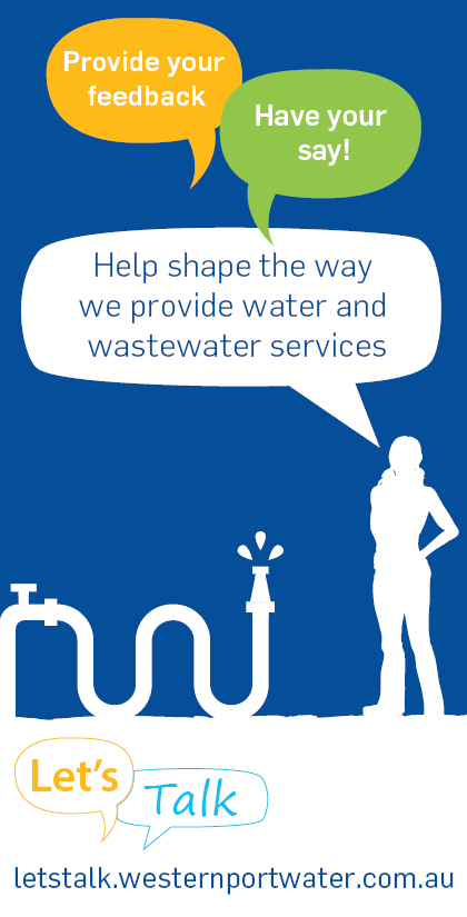 Help Shape The Way We Provide Water and Wastewater service