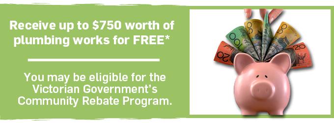 Community Rebate Program
