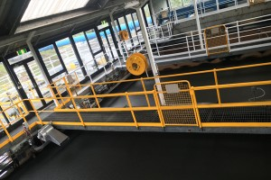 Candowie Reservoir water treatment