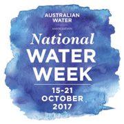 National Water Week Logo