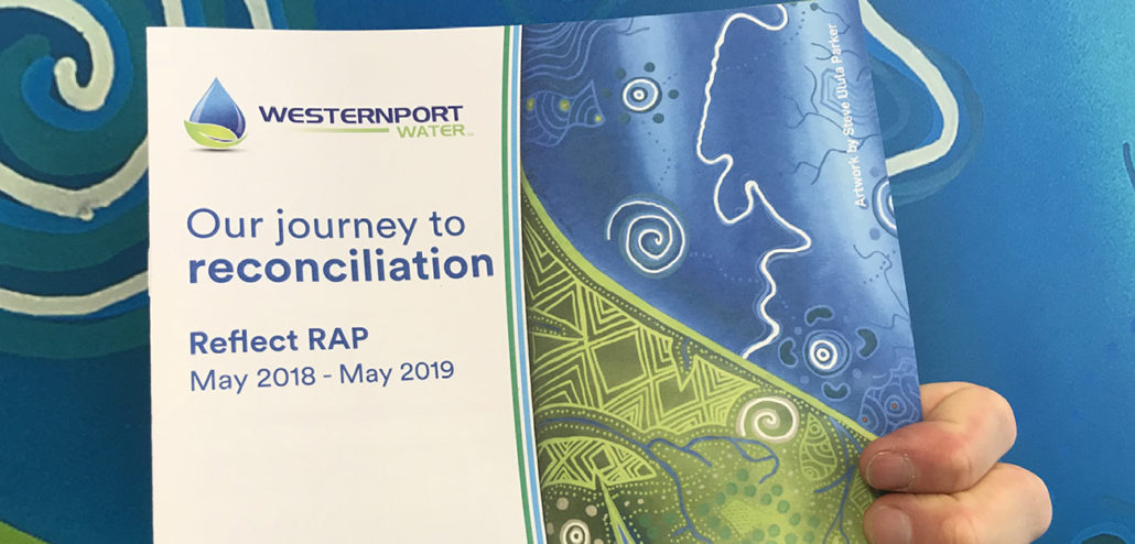 Westernport Water's Reflect Reconciliation Action Plan (RAP) has been endorsed by Reconciliation Australia