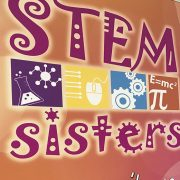 Stem Sisters sign