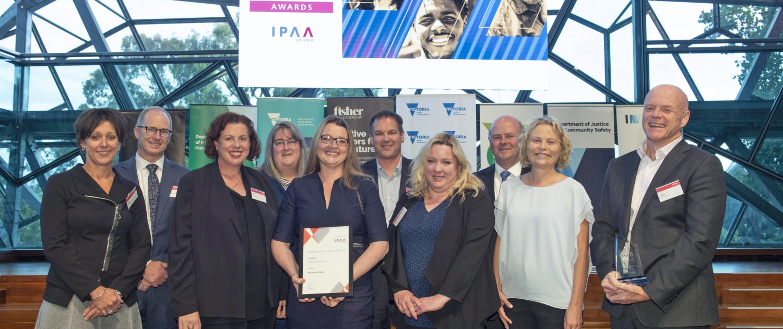 Leading Employer award