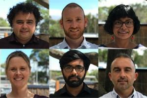 Diversity staff