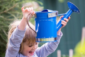 Kid watering can