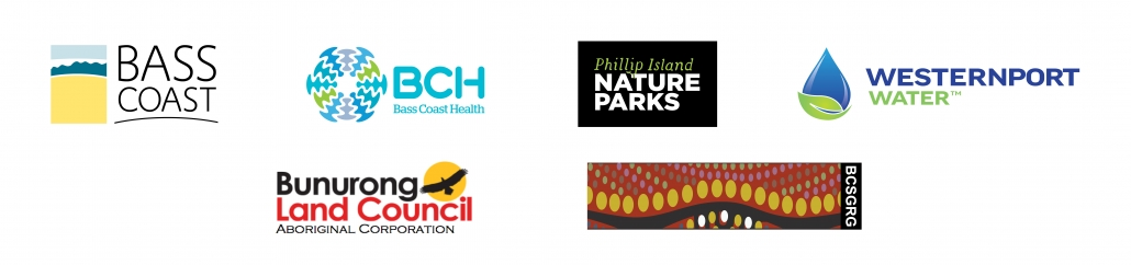 Bass Coast Regional Reconciliation Network member logos