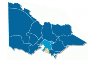 Westernport Water map