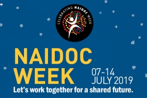 NAIDOC WEEK banner