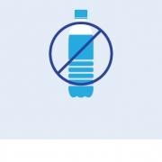Bottle plastic no