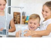 Kids water kitchen