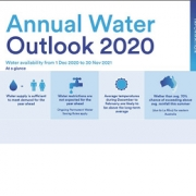 Annual Water Outlook Media Release