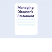 MDs statement