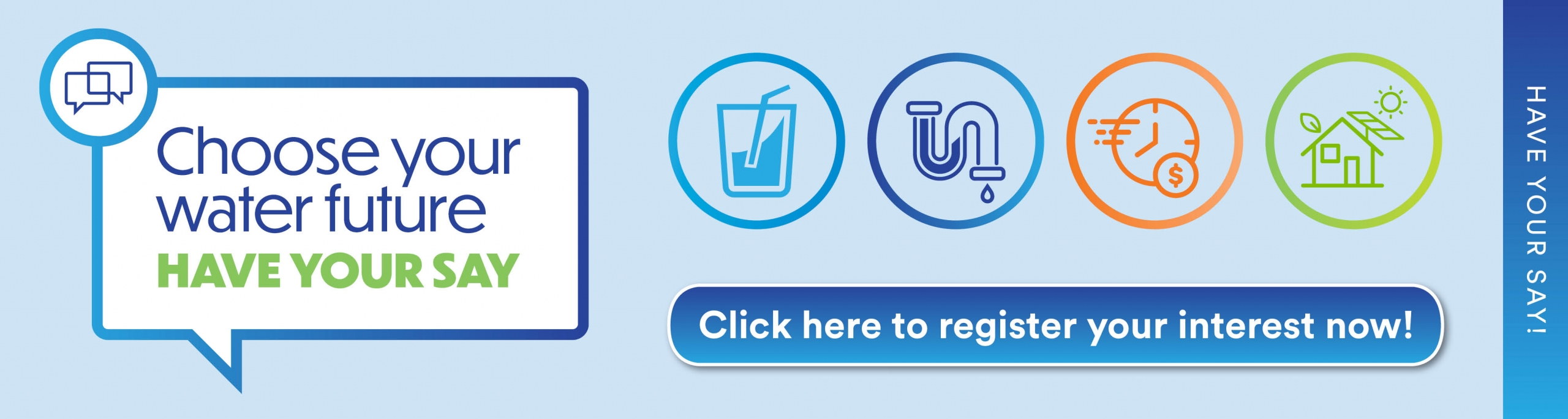 Choose your water future - Have your say - Pricing submission 2023-28