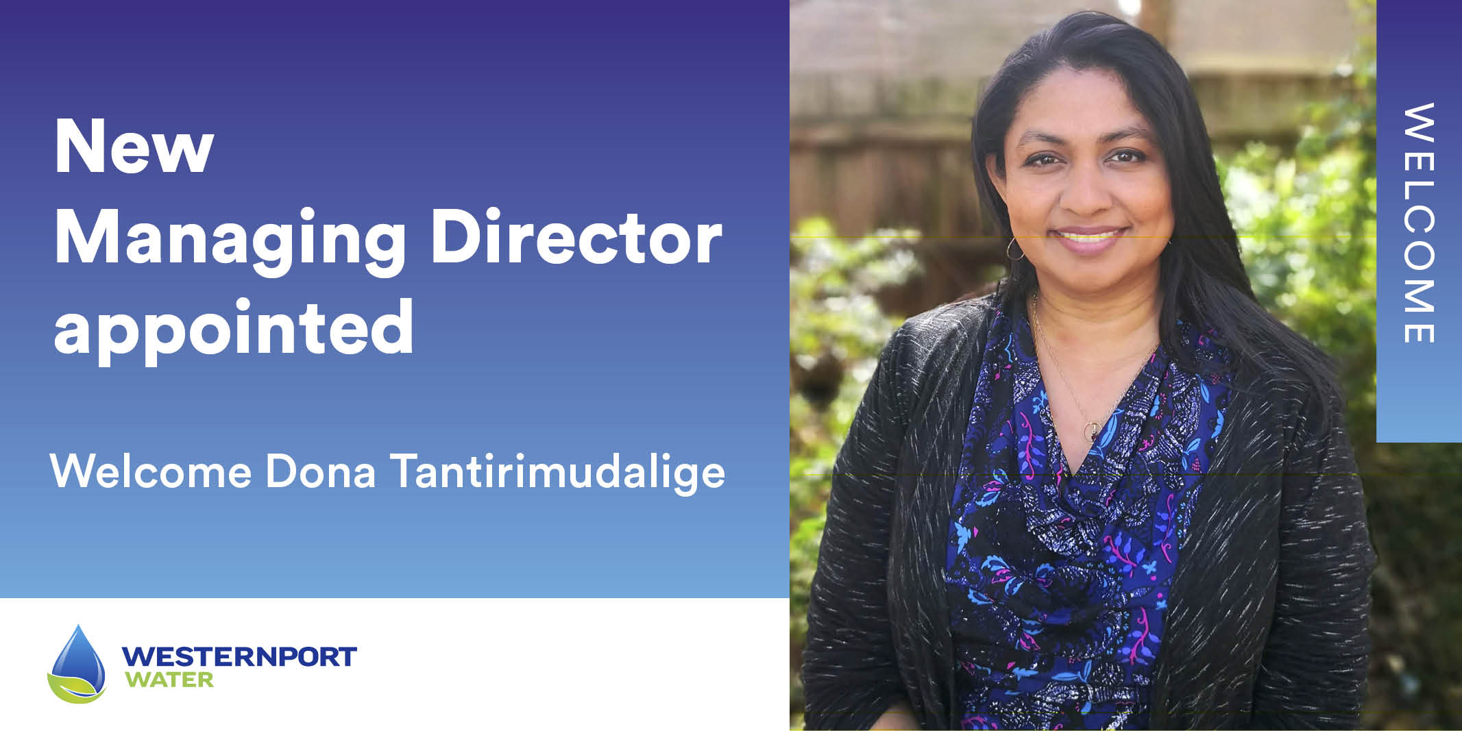 New MD appointed