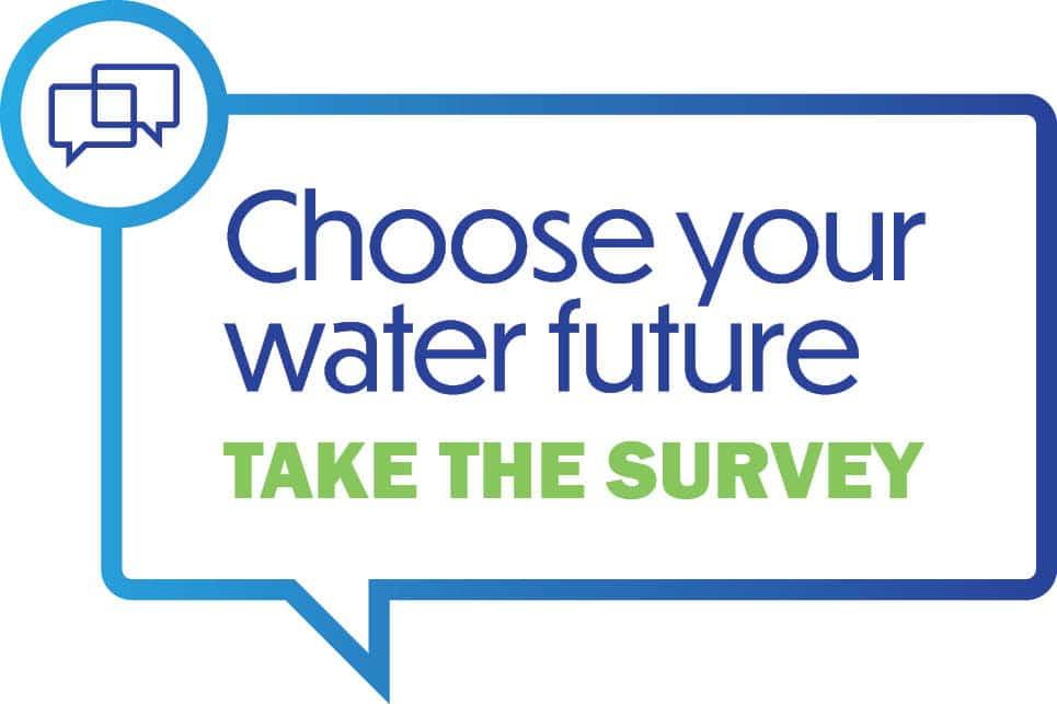Choose your water future logo